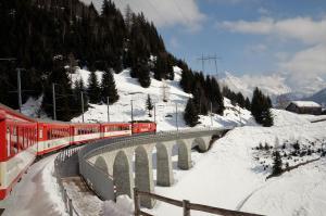 Zwitserse Alpen Februari 2018